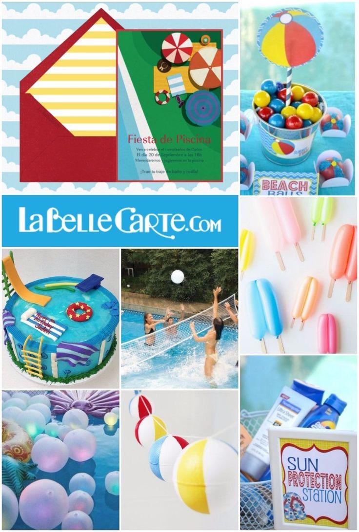 M s de 25 ideas incre bles sobre fiestas en la piscina en for Ideas para cumpleanos en piscina