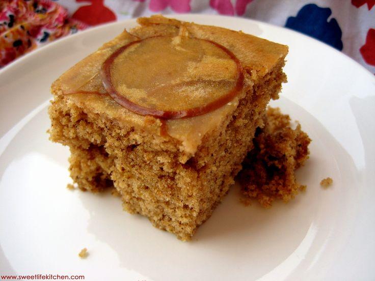 Applesauce Buttermilk Spice Cake | Recipe