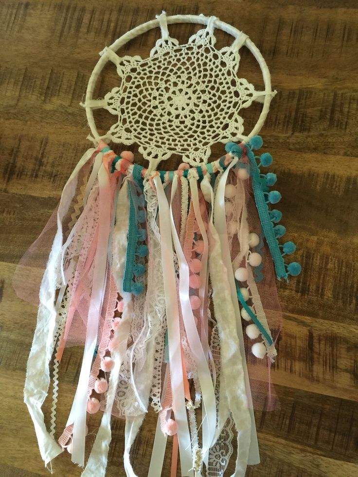 Handmade Dreamcatcher by Pinspired Events https://m.facebook.com/pinspiredevents/
