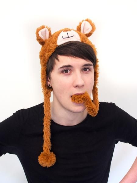 Want levels of swag that can only be described as 'alpacamazing'? Pick up this official danisnotonfire Llama hat as worn by Dan in all videos where he didn't wa