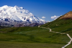 The Great Alaskan WildernessMount Mckinley, The Roads, Buckets Lists, North America, Winter Wonderland, Denali National Parks, Roads Trips, Logs Cabin, United States