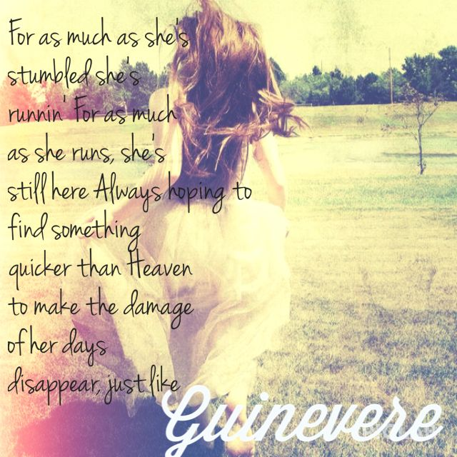 Guinevere Eli Young Band She Once Fell Hard Cause She Dropped Her