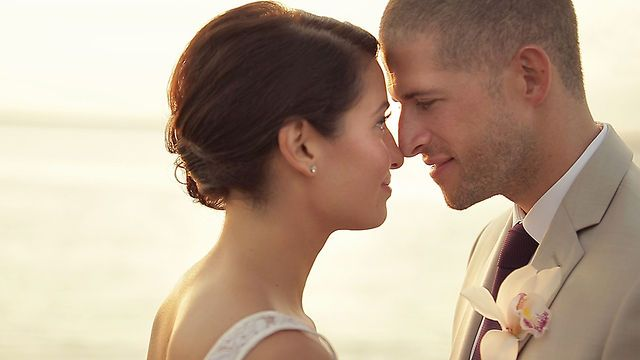 Laurie & Colin - September 14, 2012 - Long Beach Island, NJ wedding video