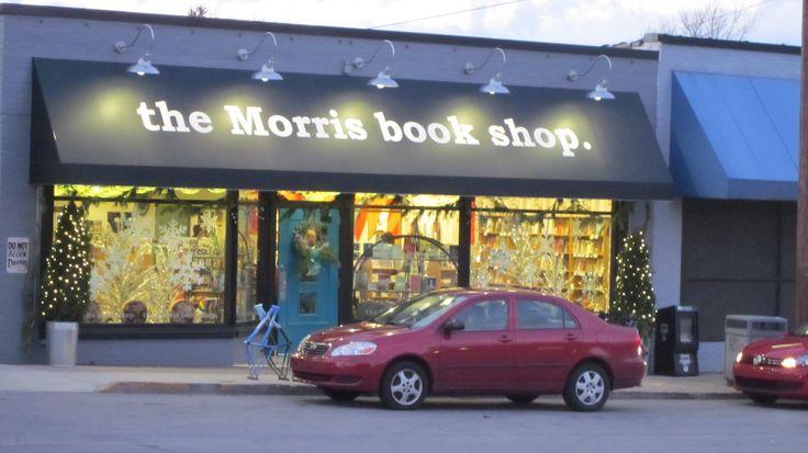 the Morris book shop in Lexington, KY