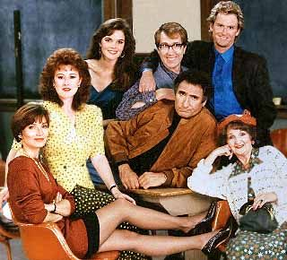 Dear John Cast. First Telecast: October 6, 1988  Last Telecast: July 22, 1992  Original Network:  NBC