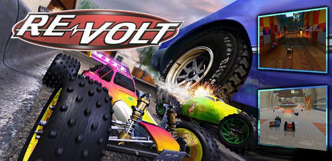 Re-Volt, el clásico videojuego de coches teledirigidos llega a Android http://www.xatakandroid.com/p/92336