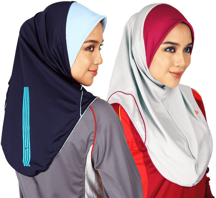 Raqtive Sports Hijab – The Most Versatile Sports Hijab for the Active Muslimah