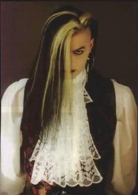 Gothic style .lacrimosa