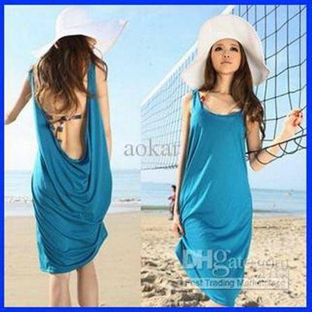 Awesome Beach summer dresses 2018-2019 Check more at http://newclotheshop.com/dresses-review/beach-summer-dresses-2018-2019/