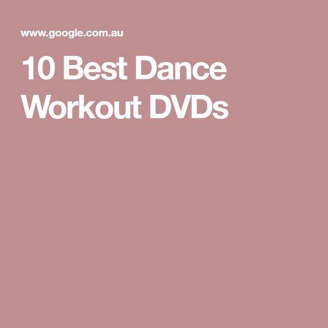 10 Best Dance Workout DVDs