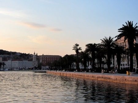 Guest Post: The Best of Split by Kristyn Bacon. The mornings in Split are the best. Breakfast on the balcony with the sun warming the streets and the breeze. People sitting in their windows eating, motorcycles on the streets, the smell of food frying.