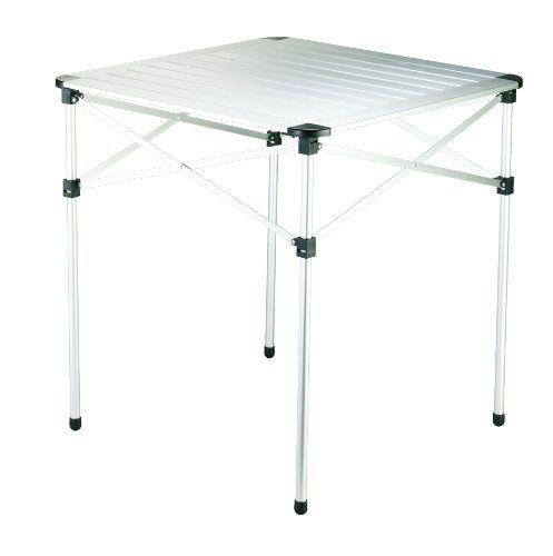 Grand Canyon Alu Foldable Lightweight Folding Table - Silver