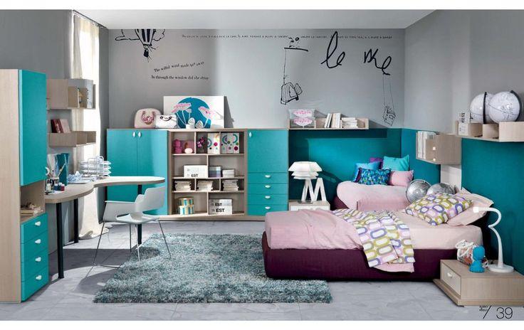 Moderní dětský nábytek od italské firmy Atlantis, kompletní katalog naleznete zde:http://www.saloncardinal.com/galerie-detsky-nabytek-847