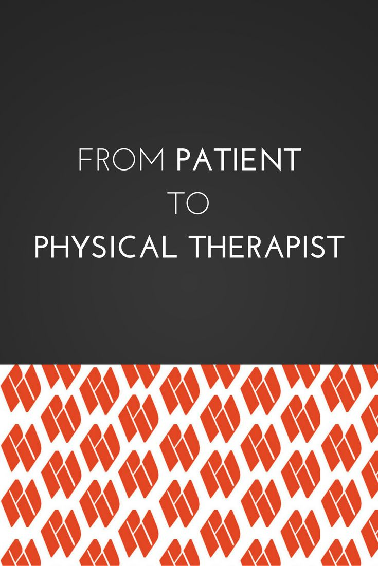 Generalist physical therapy - Like Many Paths To Physical Therapist This 12 Year Journey Starts With An Injury