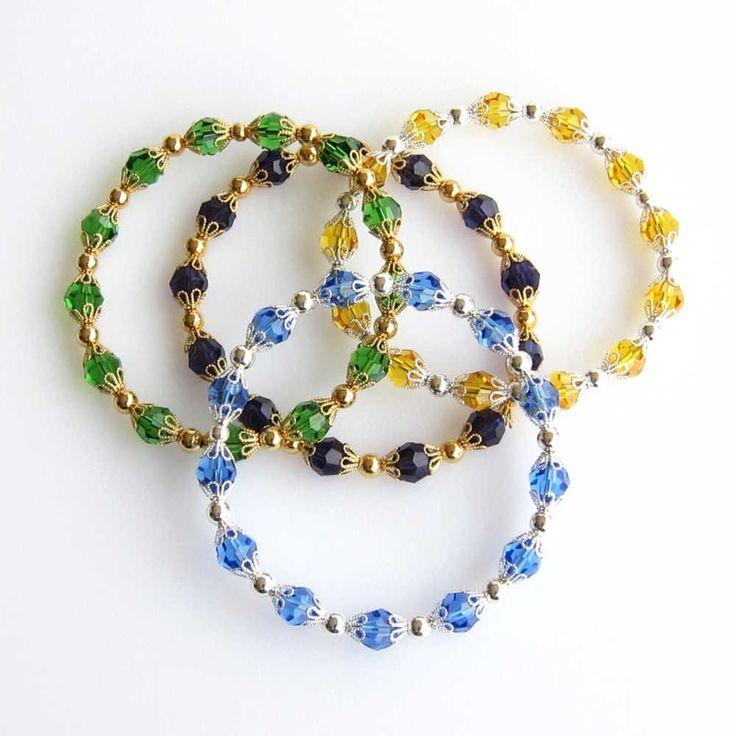 Beautiful Bead Bracelets 66