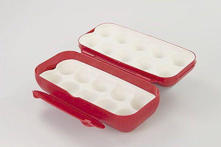 Kühlschrank Aufbewahrung : Tupperware eierbox eier kühlschrank box aufbewahrung dose ei