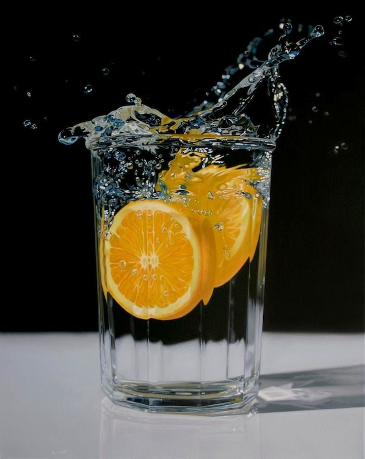 Jason de Graaf hyperrealistic painting