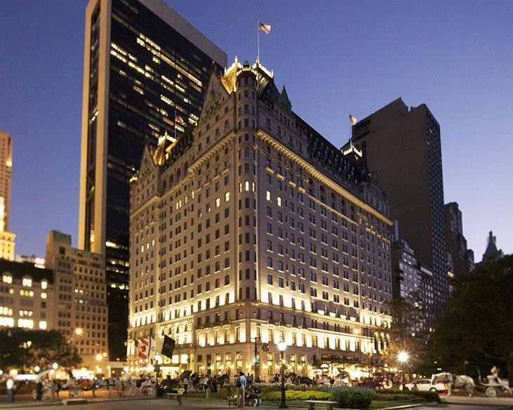 New York City Hotel: Manhattan Luxury Hotel -The Plaza, Fairmont