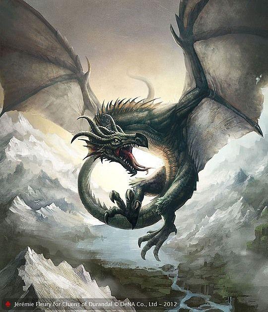 Mark Watson - Dragon