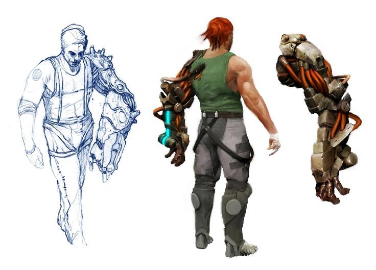 Difference Between Concept Art And Character Design : Best images about concept art on pinterest left