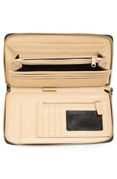 Halogen® Zip Around Wallet | Nordstrom