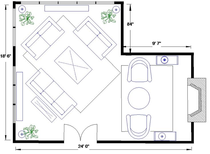 Design Layout Of Room 22 best l shaped living room images on pinterest | living room