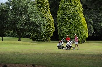 Beautifully maintained golf course with a wealth of well established trees Join now 01392 874139 / http://exetergcc.co.uk/golf/exeter-golf-course