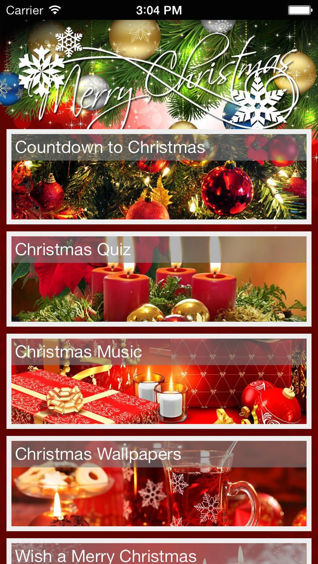 Christmas Countdown of 2014: You can download here: https://itunes.apple.com/hu/app/id698654359?mt=8&affId=1860684 This app countains everything what you need to get ready to Christmas!