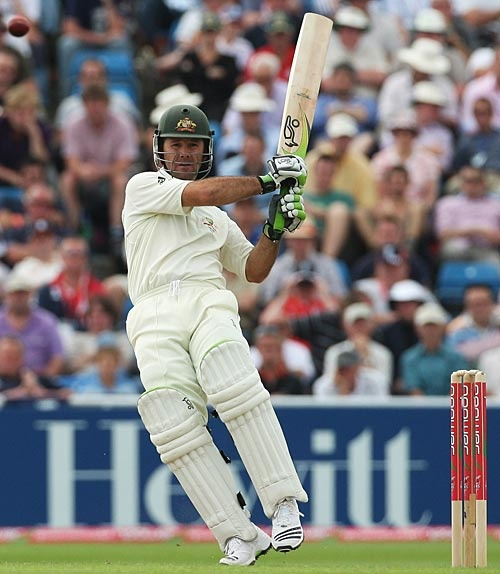 The most successful captain in the history of Test cricket, Australia's most successful run-getter, and the owner of the most famous (and arguably the most pleasing) pull shot in cricket was was born on this day (December 19) in 1974. His name: Ricky Ponting. You can read more about the great man by clicking on that majestic picture.