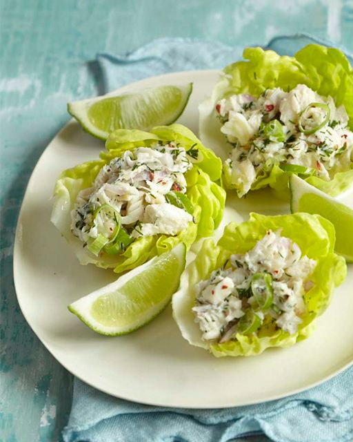 Sweet Paul's Perfect Crab Salad