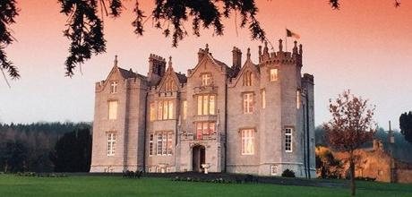 A-list wedding venues in Ireland
