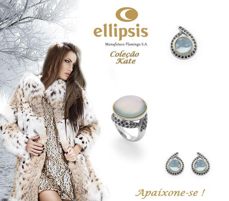 """Coleção """"Kate"""" da ELLIPSIS ♥"""