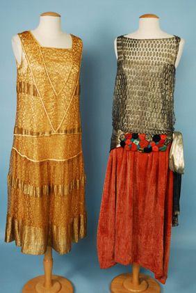 Party dresses, 1920's: Flappers Dresses, 1920 S Photos, Party'S Dresses, 1920 S Fashion, Parties Dresses, Vintage Fashion, 1920S Metals, 1920 S Garment, Vintage Clothing