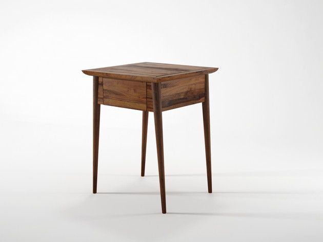 Karpenter Vintage Bedside Table in Oak | Teak or WalnutThe Block Shop - Channel 9