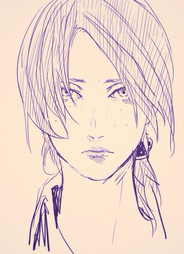 Confession: I actually love Ymir. She's one of my favourites, and I find it sad that she's so under appreciated. I can't search up her without getting pictures of Christa, and while I do ship YumiKuri, I prefer Ymir to Christa.