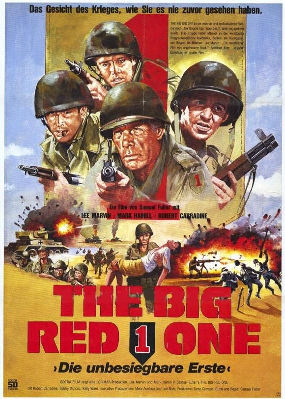 The Big Red One..ah..they dont make em like this anymore !