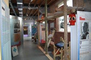 Intersting museum.