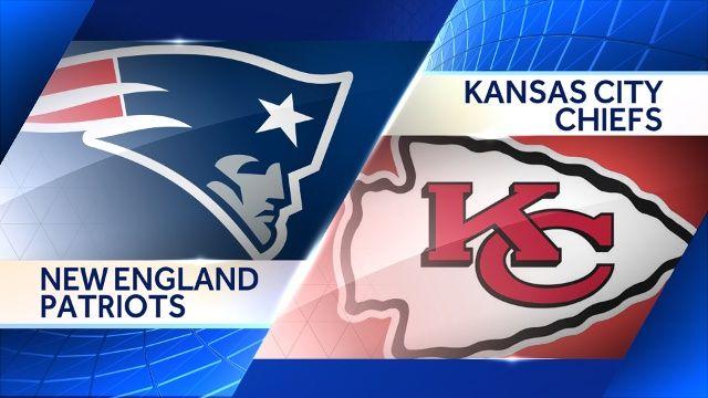Kansas City Chiefs - New England Patriots Live stream - 4NFLPRO