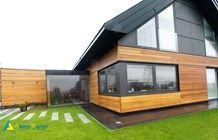 Domy styl Klasyczny - zdjęcie od Alpina Design Ogrody Zimowe & Szkło Architektoniczne