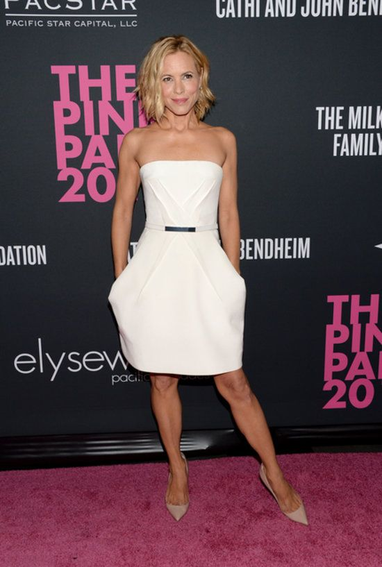 Mario Bello attended the Elyse Walker Pink Party in LA on Oct.19,2013