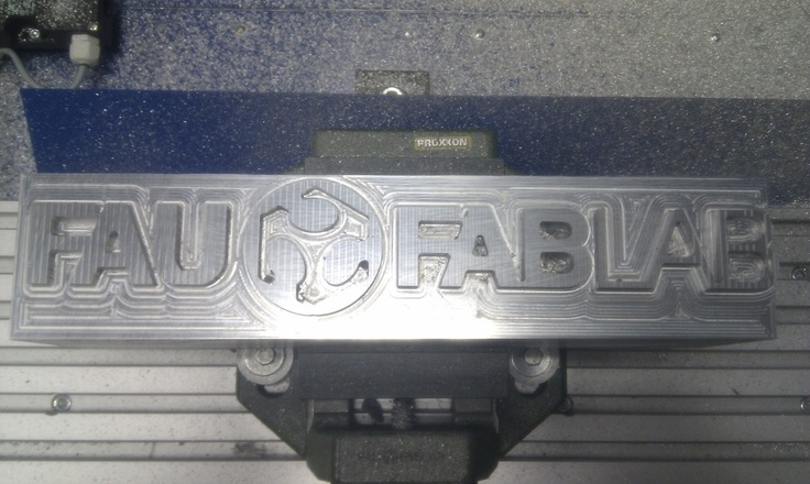 FAU FabLab | Das FabLab an der TechFak der Friedrich-Alexander-Universität Erlangen-Nürnberg #Fablab E