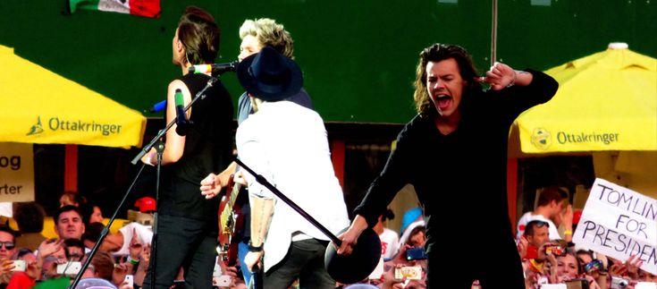 rockvideos.at - One Direction @ Ernst Happel Stadion