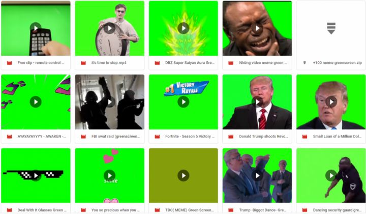 Free Download Video Meme Green Background Collection Part 1 Visit My Profile To Get Part 2 Link In 2021 Green Backgrounds Memes How To Get