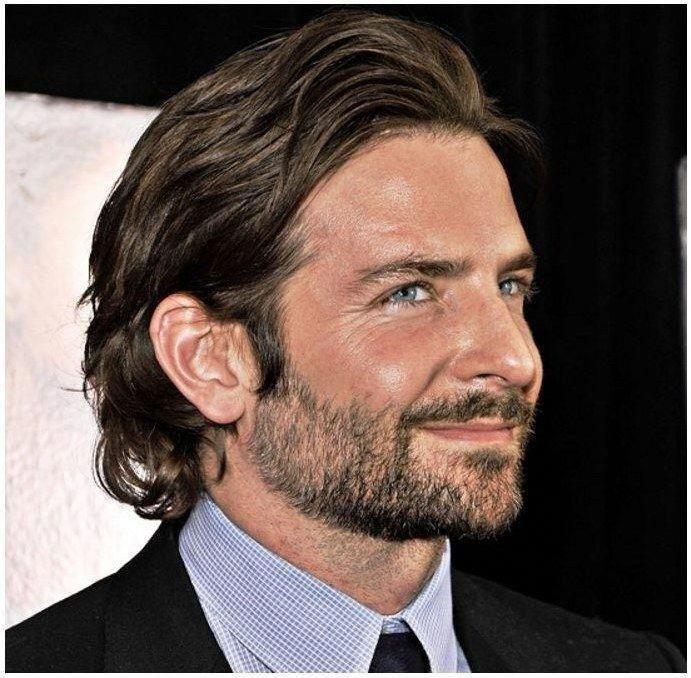 Mens Hairstyles Long Fine Hair Medium Long Mens Hairstyles Men