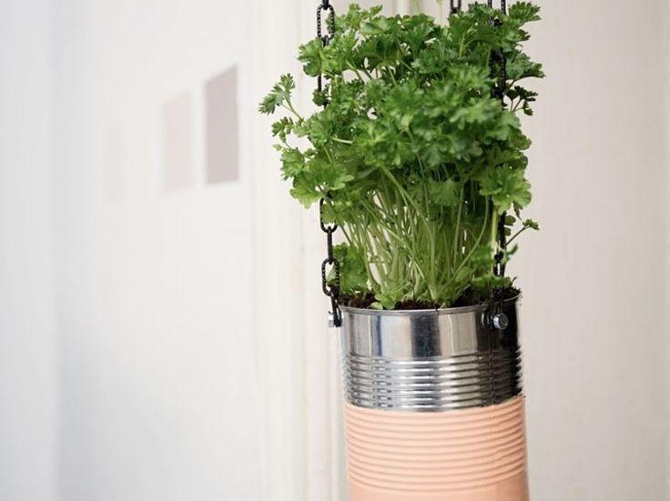 Die besten 25+ Dekorative hängende Körbe Ideen auf Pinterest ...