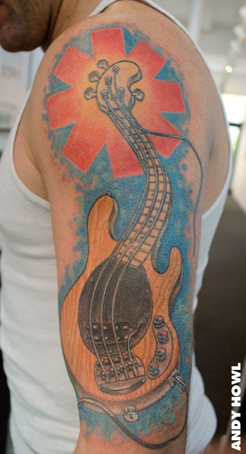 70 best images about bassist for life on pinterest bass for Famous tattoos fort myers