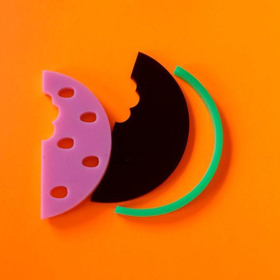 Watermelon Stacker  DIY Laser Cut Acrylic by CraftyCutsLaser https://www.etsy.com/au/listing/217581239/watermelon-stacker-diy-laser-cut-acrylic?ref=shop_home_active_1  #lasercut #lasercutsupplies