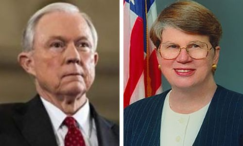 Hey, outraged Dems, Bill Clinton AG Janet Reno fired TWICE as many US attorneys in one day as Sessions!
