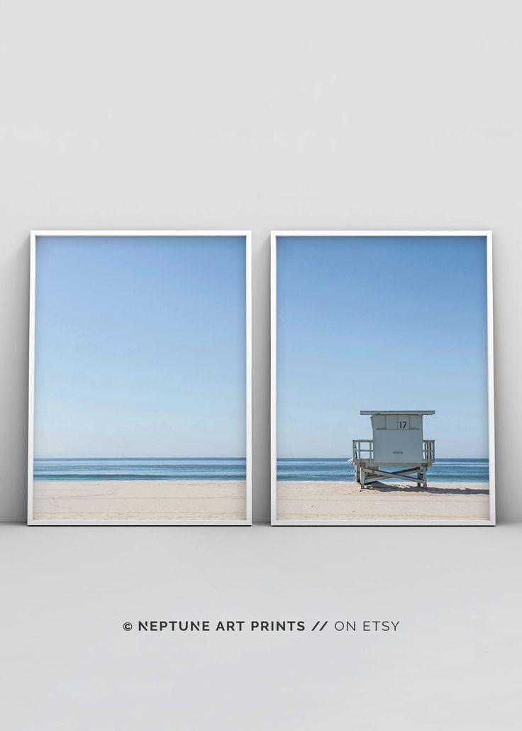 37ba5f069f62 Minimalist Beach Wall Art