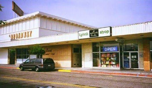 Los Altos Shopping Center Long Beach Ca